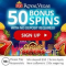 Royal Vegas - 60 Spins & €1200 Bonus