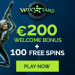 Wixstars: 60 Free Spins on