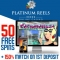 Platinum Reels Casino 20 Free Spins on Sweet Success Slot May 2016