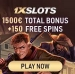 1xSlots: 40 Free Spins on
