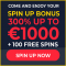 SpinUp: 30 Free Spins on