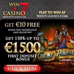Win 7 Casino no deposit