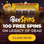 Bee Spins Casino - 100 Free Spins