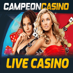 Campeonbet Casino - €300 Welcome Bonus