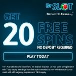 Dr Slot Casino - 120 Spins & £1000 Bonus