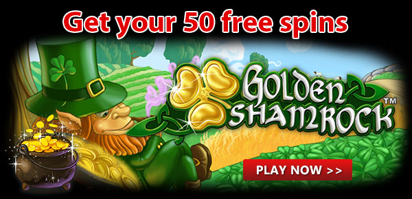 Golden Shamrock Free Spins