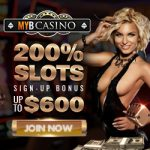 MYB Casino - $1000 Welcome Bonus
