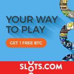 Slots.com Casino - 100% Welcome Bonus