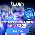 """Twin: 100 Free Spins on """"Gold Money Frog"""" - January 2020"""