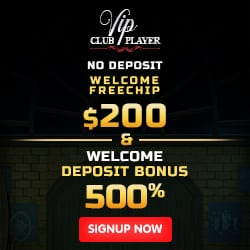 VIP Club Player Casino