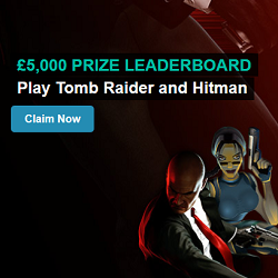 £5,000 At William Hill Games